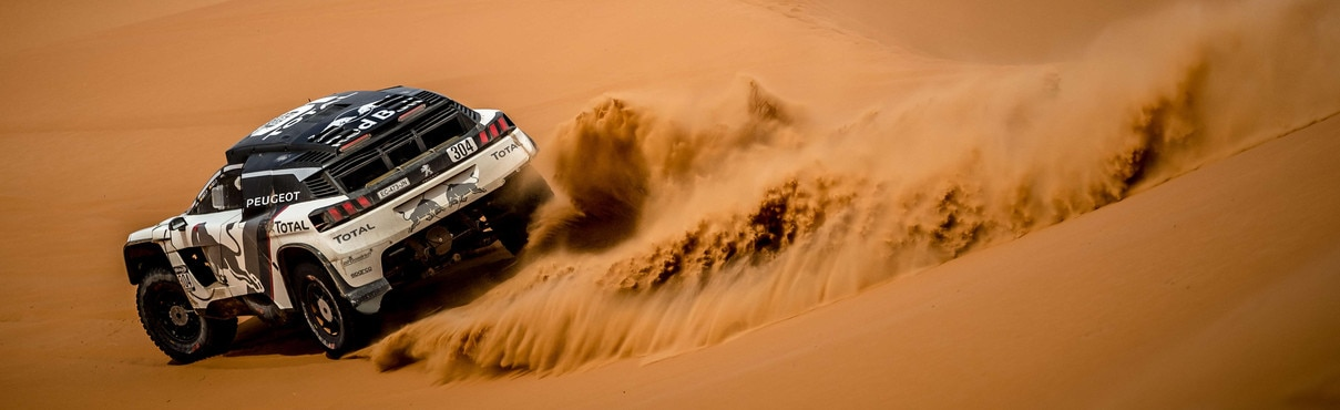 Sport - Discover the different sports that Peugeot sponsors