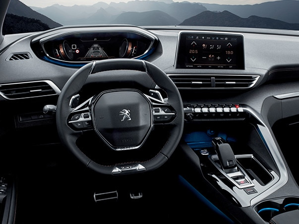 All New Peugeot 3008 Suv Driving Experience Peugeot Uk