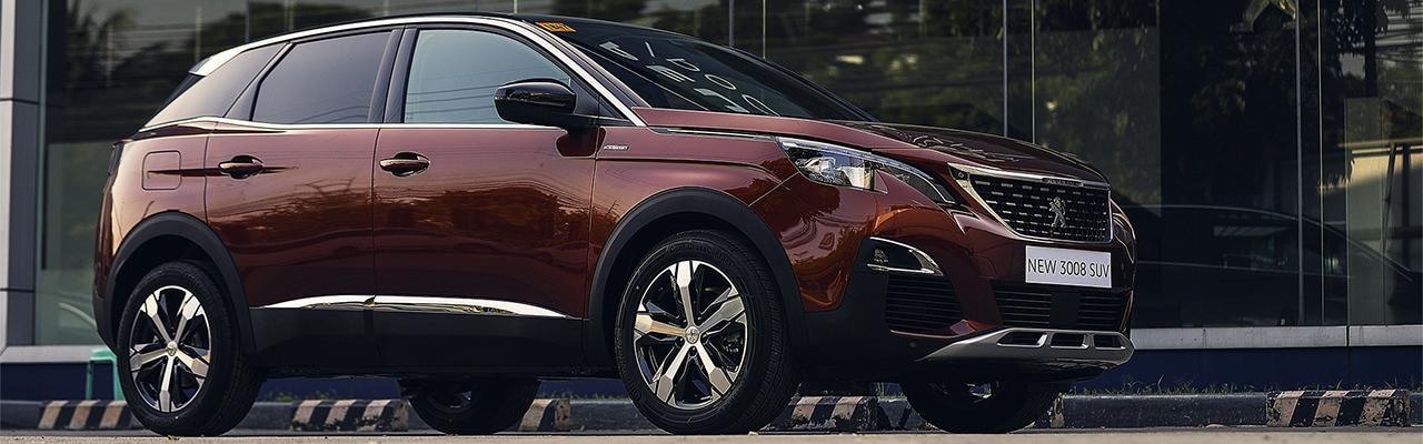 Peugeot 3008 Launch