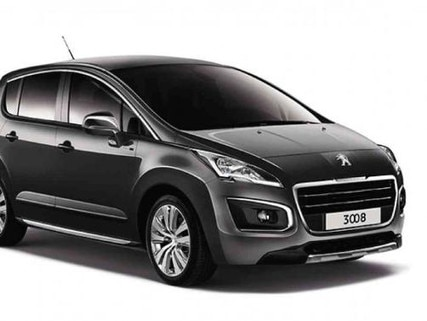 Revitalized Peugeot 3008 drives around Manille in search of 'famille'