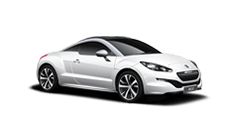 RCZ Sports Coupe