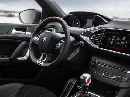 308 steering wheel