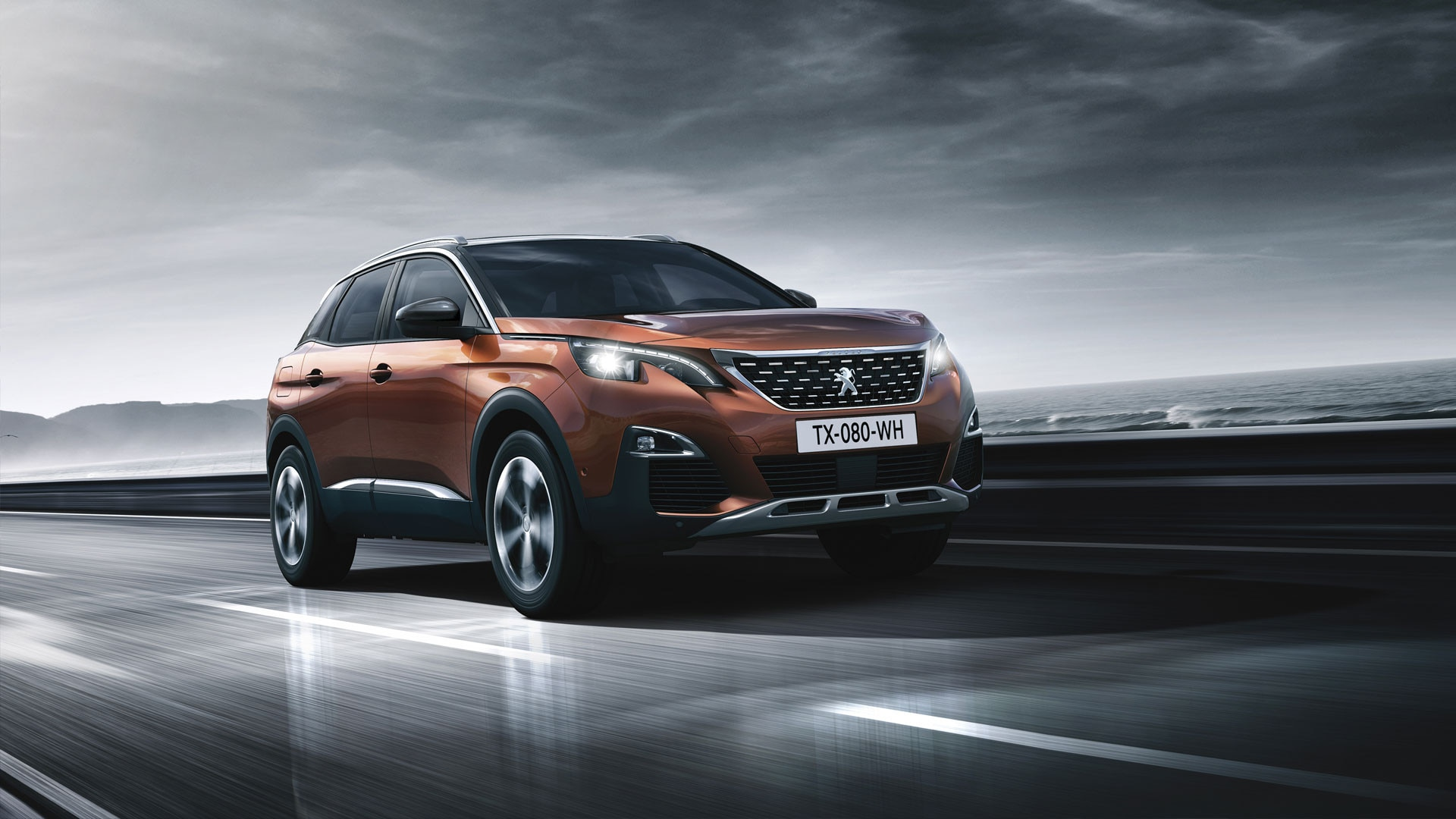 All New Peugeot Suv Arriving In Register Your Interest