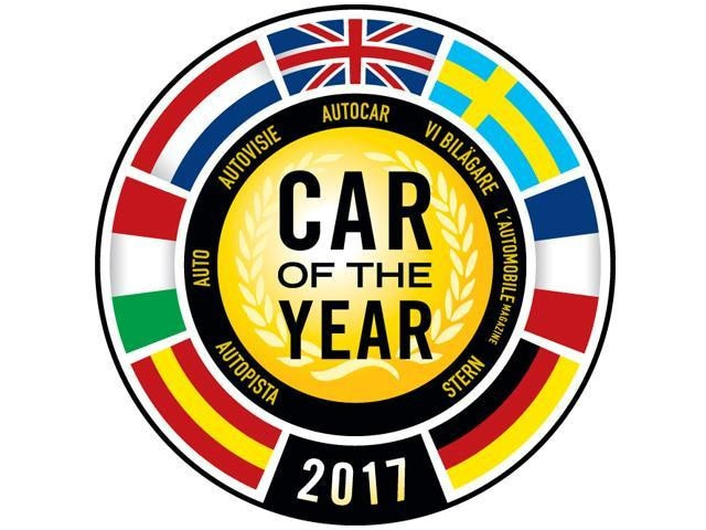 Car of the year 2017