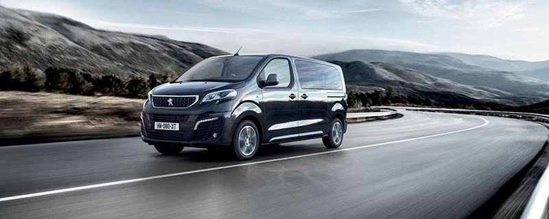 Traveller Premium MPV Van