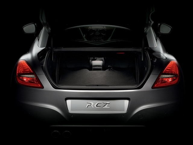 peugeot rcz sports coupe interior design. Black Bedroom Furniture Sets. Home Design Ideas