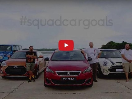 Video Our impressions behind the wheel of the Peugeot 308 GTi.docx